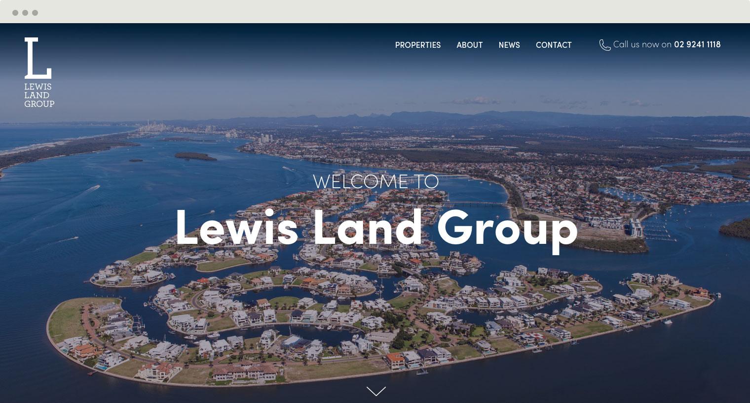 Lewis Land